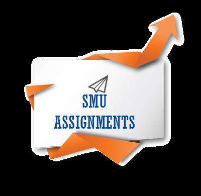 SMU Assignment